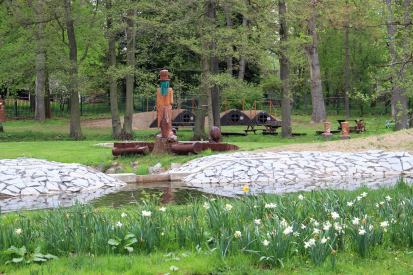 Vstupní brány Nového rybníka se otevřely 11. května