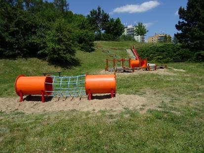 Dětská hřiště se otvírají