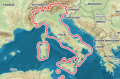 Karanténa po návratu z Italské republiky od 7. 3. 2020