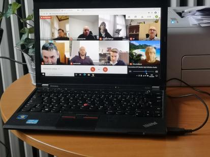 Online jednání krizové štábu ORP Příbram
