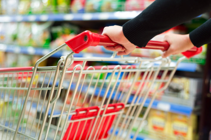 Čas vymezený pro nákupy seniorů a dalších vyjmenovaných osob
