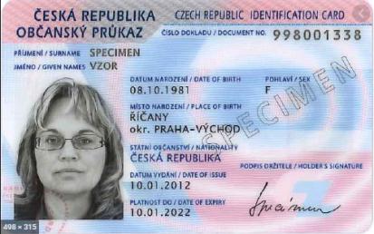 Skončila vám platnost občanského nebo řidičského průkazu?