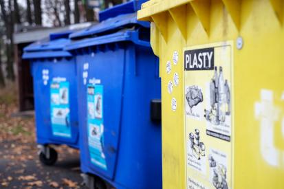 Splatnost poplatků se prodlužuje, svoz odpadu bude zajištěn