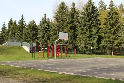 Omezení na venkovních sportovištích